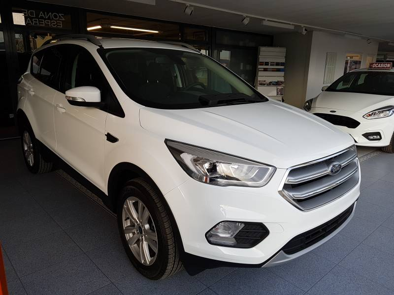 Ford Kuga 1.5 EcoBoost  88.3 kW A-S-S 4x2 Trend+