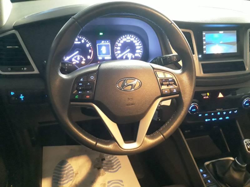 Hyundai Tucson 1.6 GDi BlueDrive   Nav 4x2 Klass