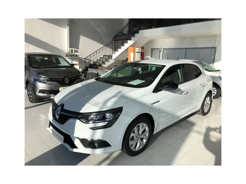 Renault Mégane Tce GPF 85kW (115CV) - 18 Limited